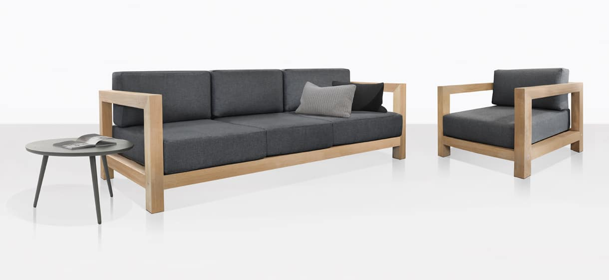 Ibiza Sofa and Chair Collection